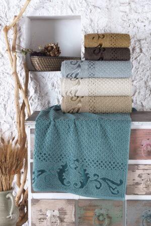 Eyşan Cotton 70x140 Banyo Havlusu Seti
