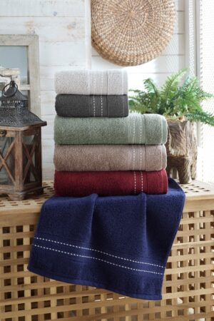 Beymen Cotton 70x140 6 lı Banyo Havlusu Seti