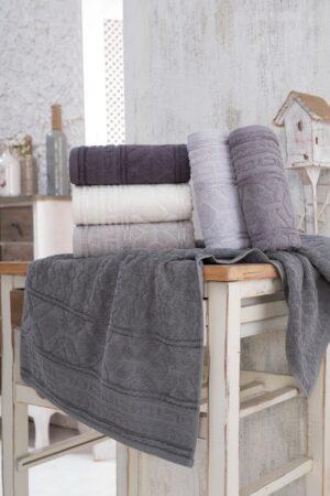 Delight Cotton 70x140 6 lı Banyo Havlusu Seti