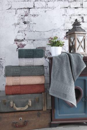 IMPERIAL Cotton 70x140 6 lı Banyo Havlusu Seti